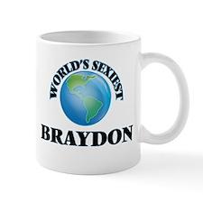 World's Sexiest Braydon Mugs