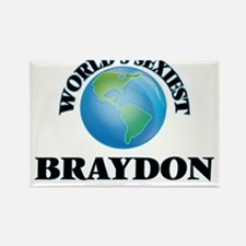 World's Sexiest Braydon Magnets