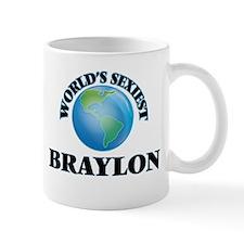 World's Sexiest Braylon Mugs