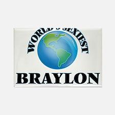 World's Sexiest Braylon Magnets