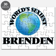 World's Sexiest Brenden Puzzle