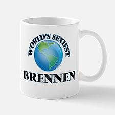World's Sexiest Brennen Mugs