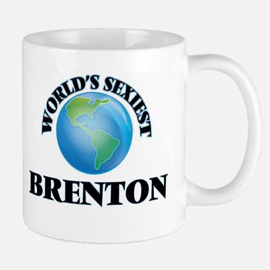 World's Sexiest Brenton Mugs