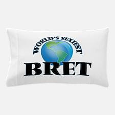 World's Sexiest Bret Pillow Case