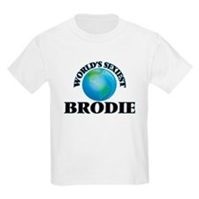 World's Sexiest Brodie T-Shirt
