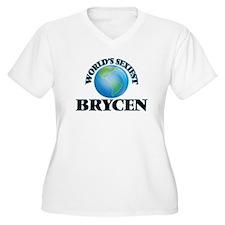 World's Sexiest Brycen Plus Size T-Shirt
