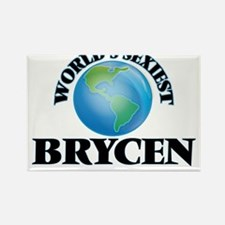 World's Sexiest Brycen Magnets