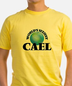 World's Sexiest Cael T-Shirt