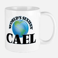 World's Sexiest Cael Mugs