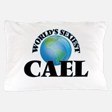World's Sexiest Cael Pillow Case