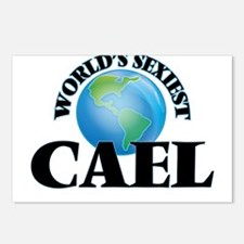 World's Sexiest Cael Postcards (Package of 8)
