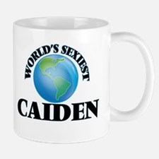 World's Sexiest Caiden Mugs
