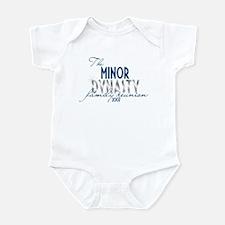 MINOR dynasty Infant Bodysuit