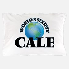 World's Sexiest Cale Pillow Case