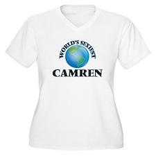 World's Sexiest Camren Plus Size T-Shirt