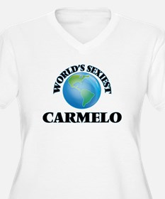 World's Sexiest Carmelo Plus Size T-Shirt