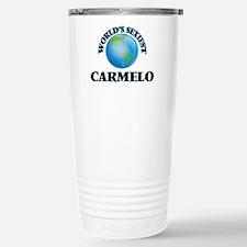 World's Sexiest Carmelo Travel Mug