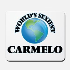 World's Sexiest Carmelo Mousepad