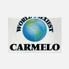 World's Sexiest Carmelo Magnets