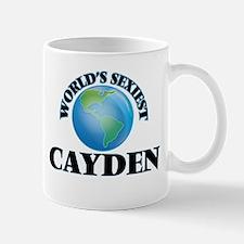World's Sexiest Cayden Mugs