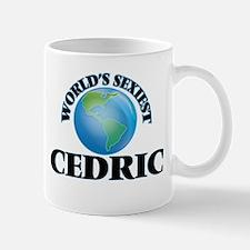 World's Sexiest Cedric Mugs