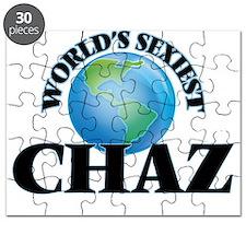 World's Sexiest Chaz Puzzle