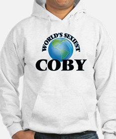 World's Sexiest Coby Hoodie