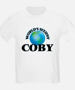 World's Sexiest Coby T-Shirt