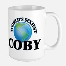 World's Sexiest Coby Mugs