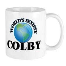 World's Sexiest Colby Mugs