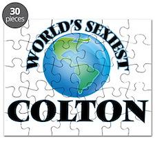 World's Sexiest Colton Puzzle