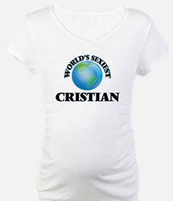 World's Sexiest Cristian Shirt