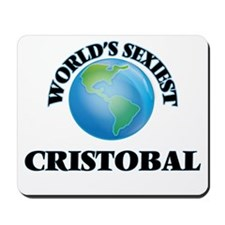 World's Sexiest Cristobal Mousepad
