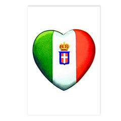 My Italian Heart Postcards (Package of 8)