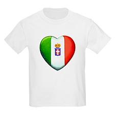 MY ITALIAN HEART T-Shirt