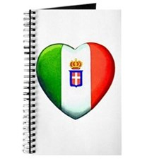 MY ITALIAN HEART Journal