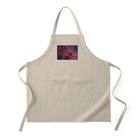 Skies on Fire Baking/BBQ Apron