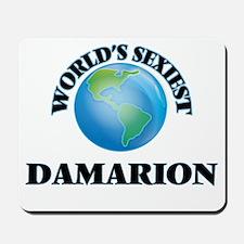 World's Sexiest Damarion Mousepad