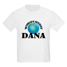 World's Sexiest Dana T-Shirt