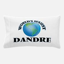 World's Sexiest Dandre Pillow Case