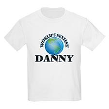 World's Sexiest Danny T-Shirt