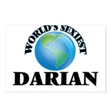 World's Sexiest Darian Postcards (Package of 8)