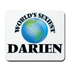 World's Sexiest Darien Mousepad