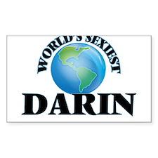 World's Sexiest Darin Decal