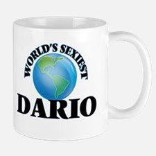 World's Sexiest Dario Mugs
