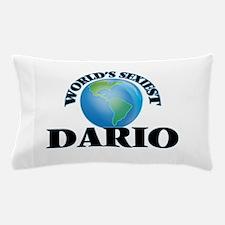 World's Sexiest Dario Pillow Case