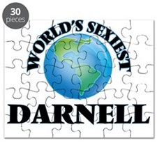 World's Sexiest Darnell Puzzle