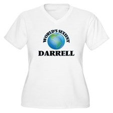 World's Sexiest Darrell Plus Size T-Shirt