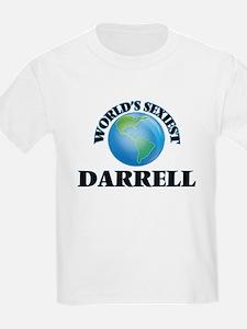 World's Sexiest Darrell T-Shirt