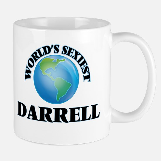 World's Sexiest Darrell Mugs
